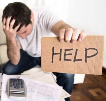 Client under debt review